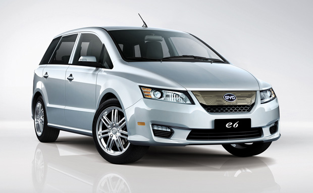 Samsung bought 4% of a Chinese electric-car maker BYD
