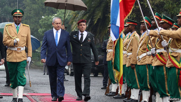 Israel pivots to Africa but Nigeria missing