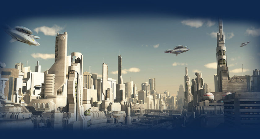 CityAirbus is an Autonomous Flying Taxis