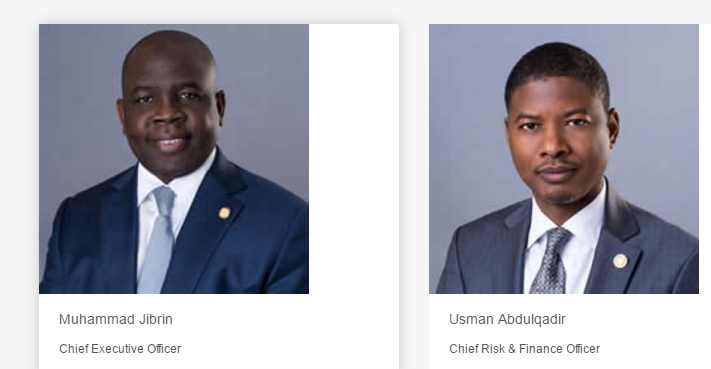 SunTrust Bank Nigeria has no woman in its Management