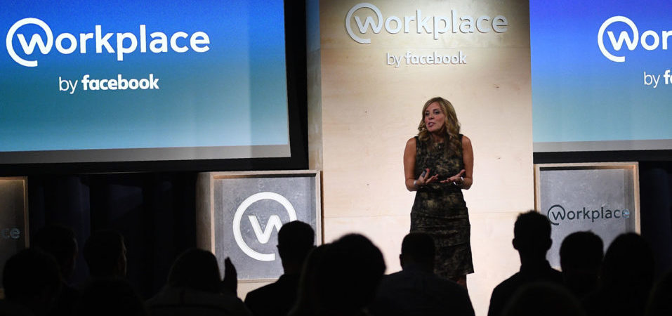 Facebook unveils a social working place called Workplace to compete with  Yammer, Chatter and Slack