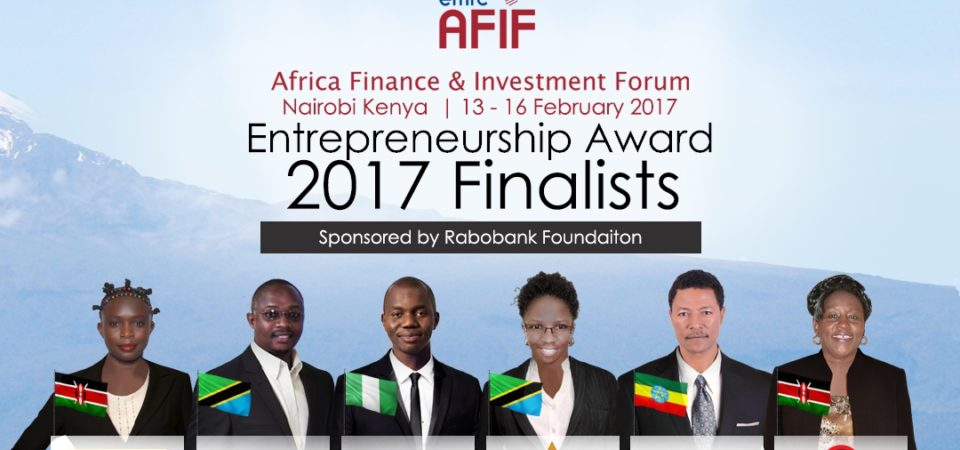 AFIF Entrepreneurship Award 2017 Contestants [Photo]