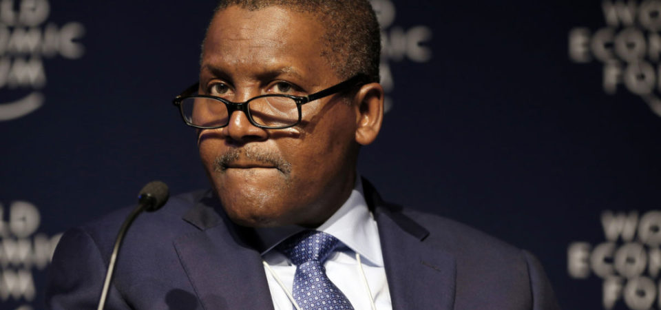 """""""This book is a worthy read"""" – A Review on the """"The Dangote System"""""""