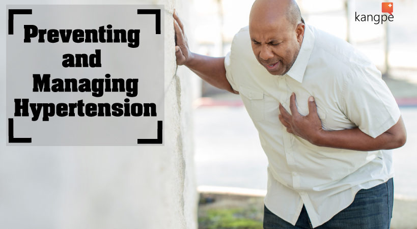 How to prevent and manage hypertension