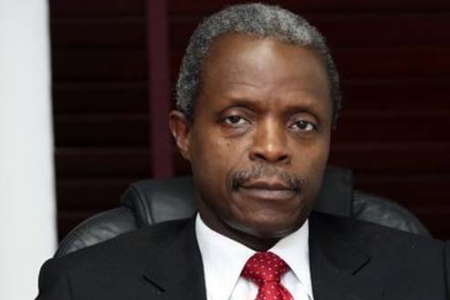 The Vice President's Quote on Nollywood And Igbo Apprenticeship System