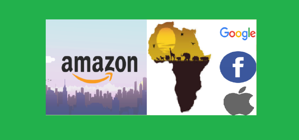 Nigeria, Africa Needs Amazon More Than Google, Apple And Facebook