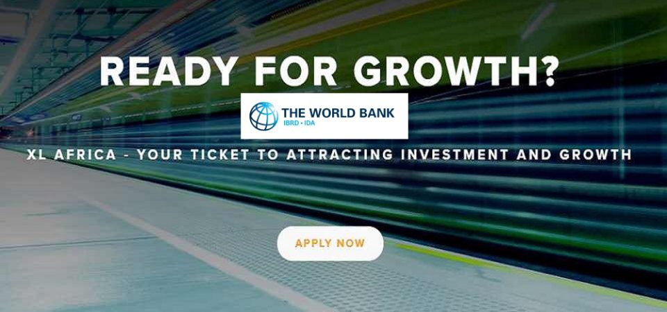 World Bank's XL Africa Accelerator $250,000 –  $1.5M Funding Application Ends June 12th (Monday)