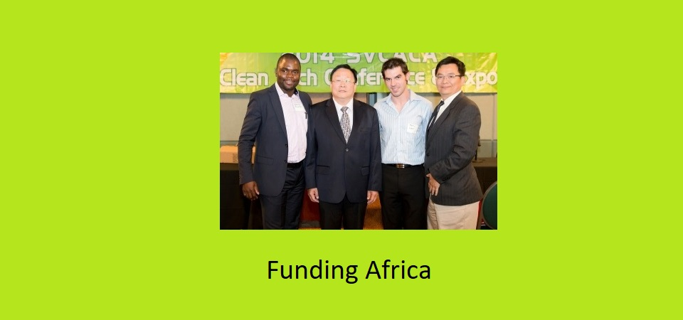 We're Investing In Africa, Send Projects
