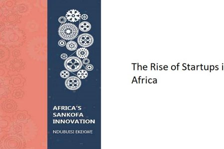 4.1 – The Rise of Startups in Africa