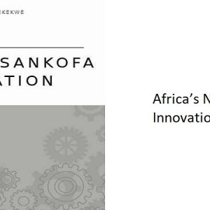 3.1 – Africa's Need for Innovation