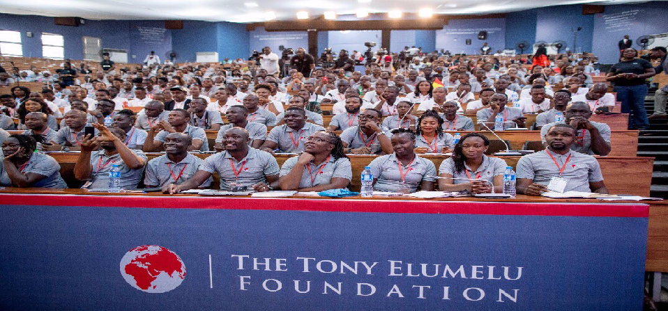 My Talk At Elumelu Forum Will Be Posted Here Tomorrow