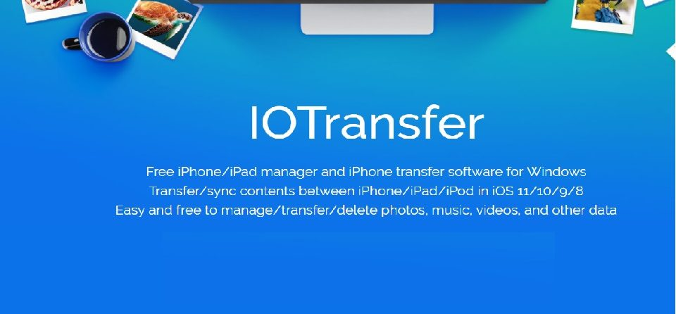 IOTransfer is the Best Way to Sync iOS Devices and PC