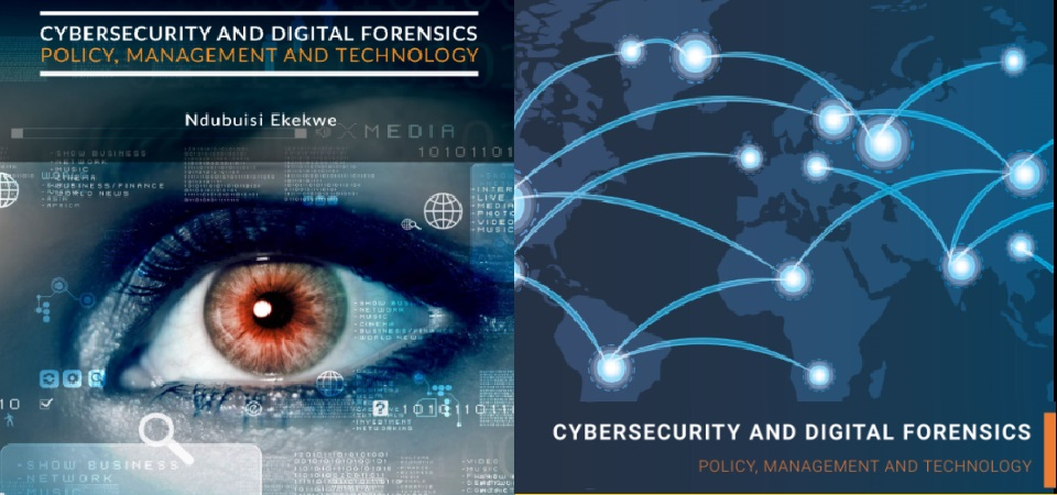 """Nice Deal for My """"Cybersecurity & Digital Forensics"""" Book, Kindle and Paperback Out Jan 2018"""