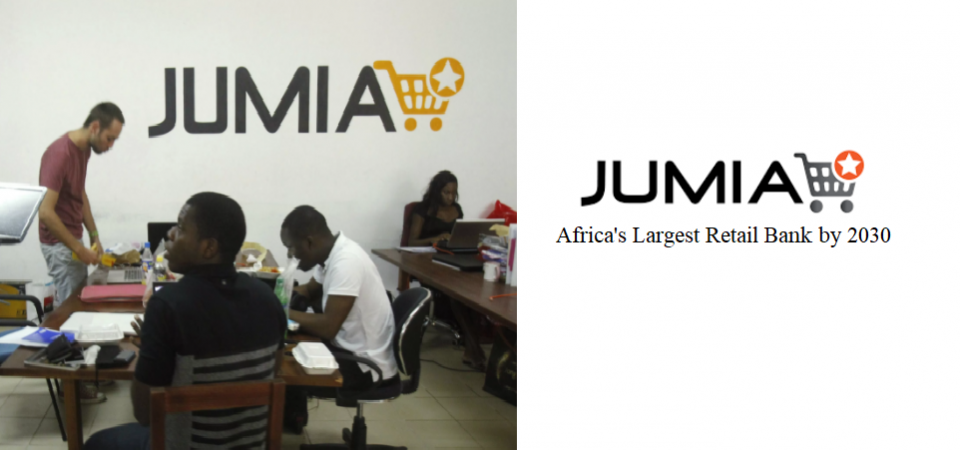 Jumia Could Become Africa's Largest Retail Bank by 2030