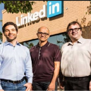 LinkedIn is Your Friend