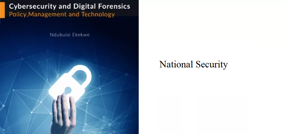 8.4 – National Security