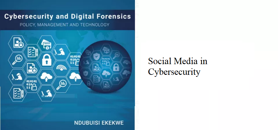 7.2 – Social Media in Cybersecurity