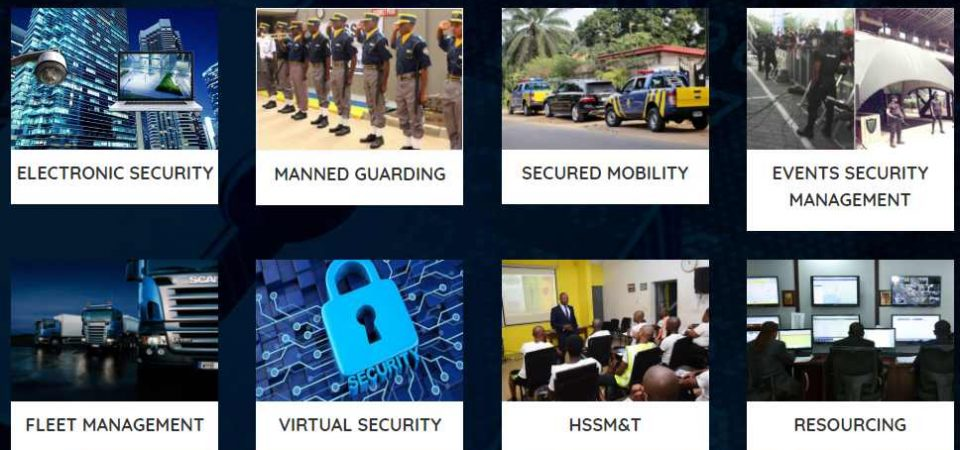 Global Executive Job Search – Join My Client Halogen Security Company