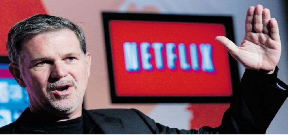 Netflix's Parable of Winning the Web