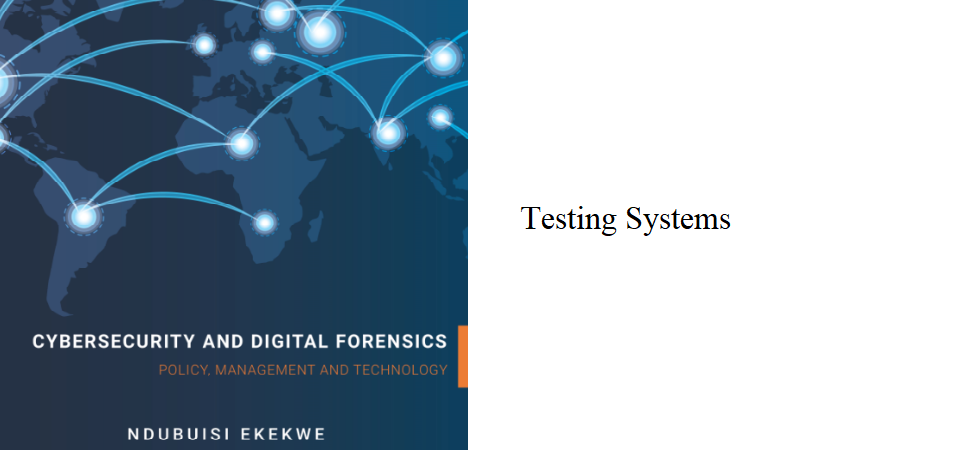 4.2 – Testing Systems