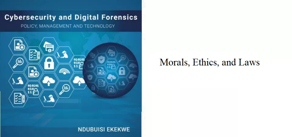 13.0 – Morals, Ethics, and Laws