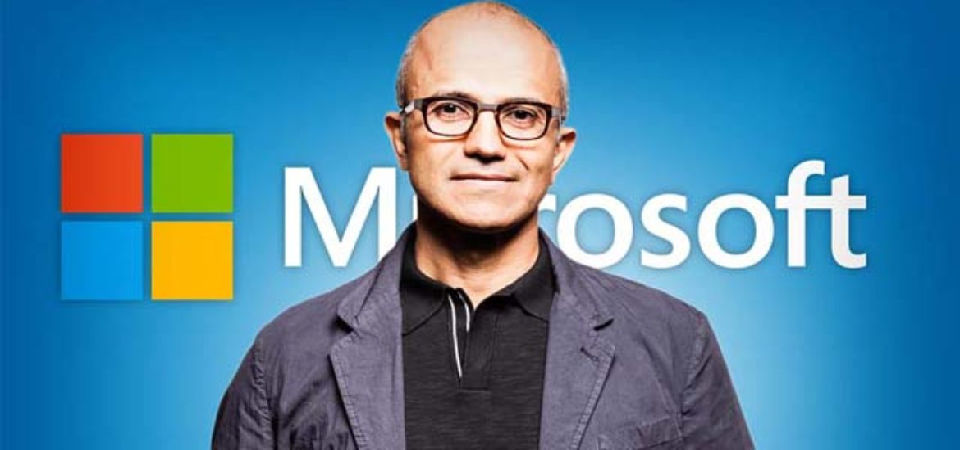 Microsoft Plots a Future for Computing