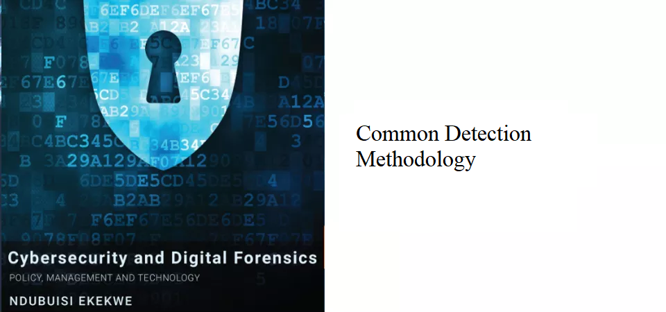 11.3 – Common Detection Methodology