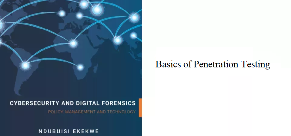 10.0 – Basics of Penetration Testing