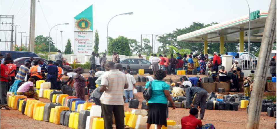 Will Speak in NNPC on Tuesday on Fixing Fuel Scarcity