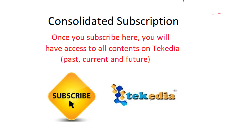 Consolidated Subscription. Posting First Short Management Guide Tonight