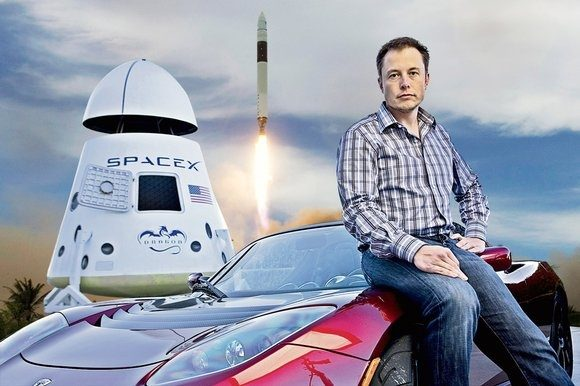 Unstoppable Elon Musk, Now Shares Second Place with Gates in the Billionaires Index