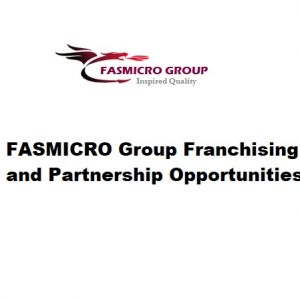 FASMICRO Group Franchising and Partnership Opportunities