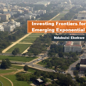 """My talk in Upcoming ATIGS USA – """"Investing Frontiers for Africa's Emerging Exponential Agriculture"""""""
