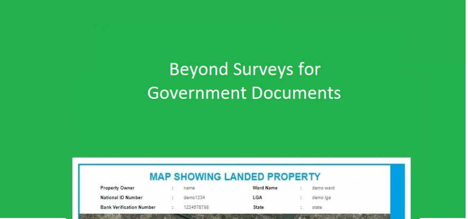 My Conversation with a Fellow of Nigerian Institution of Surveyors on Zenvus Boundary