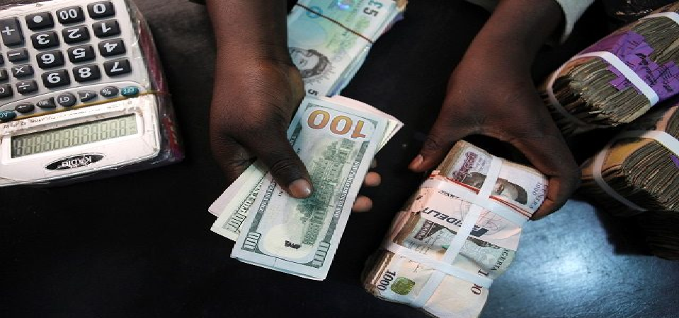 The Central Bank of Nigeria (CBN) Revalues Naira – N390 per US$1