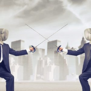 Complacency Poses More Risks Than Competition to Companies