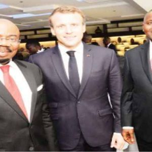 French President Macron's €1,000,000,000 Fund to Africa – Markets Over Govt Houses