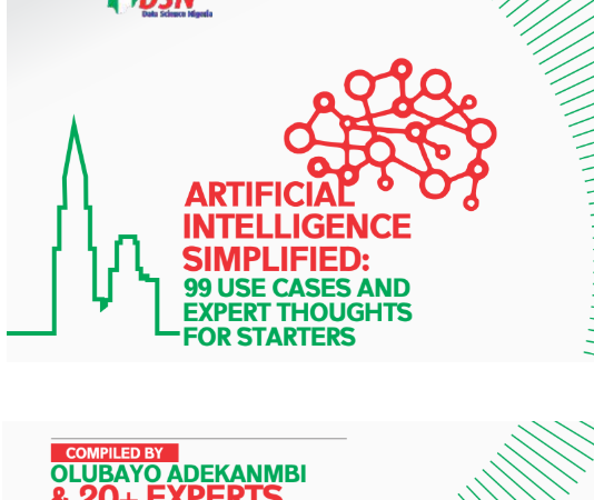 DSN to Publish (Sept 1) the Most Important AI Use Cases Book for Africa