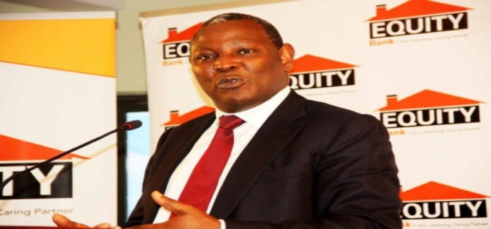 Kenya's Equity Bank Upgrades Growth Strategy on Finserve