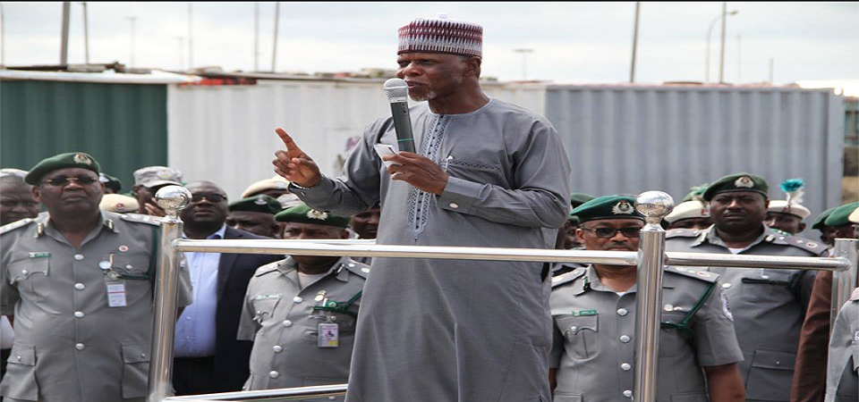 Nigerian Customs Service Generates N118m in 14 months