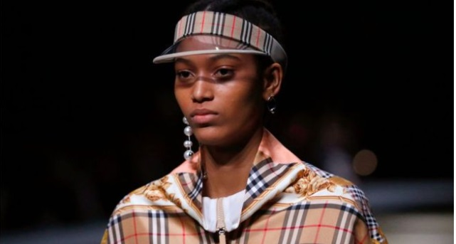 The Burning of $37 million by Burberry