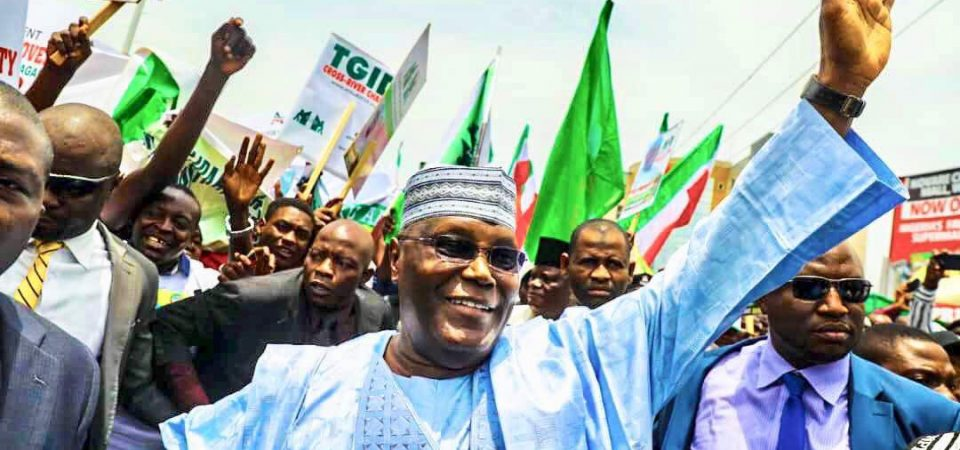 Nigeria's Former Vice President Atiku Will Run for President Again