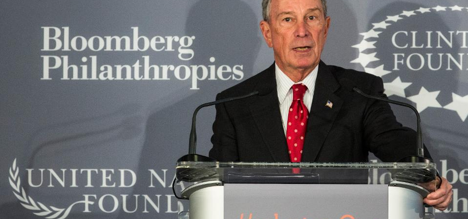 Michael Bloomberg Combined Gift To John Hopkins University Now Exceeds $3.35 billion