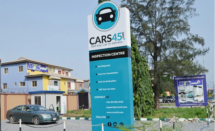 Cars45's Parent Company Raises $400 Million from OLX Group