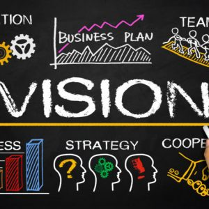 Forward – How to Create A Compelling Vision That Will Get You Ahead In Life