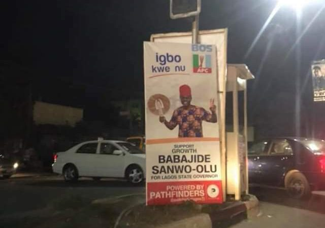 Sanwo-Olu's Adaptive Micro-Messaging for Governor of Lagos State