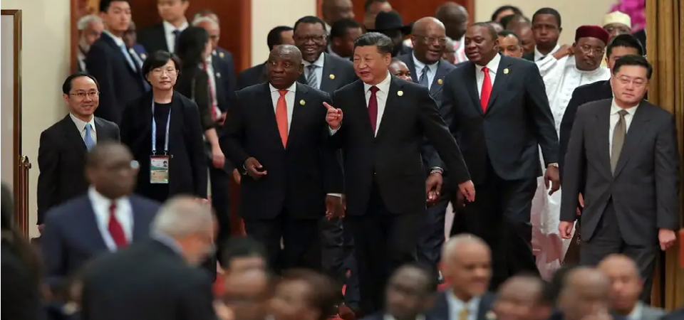 The China-Africa Debt Problem