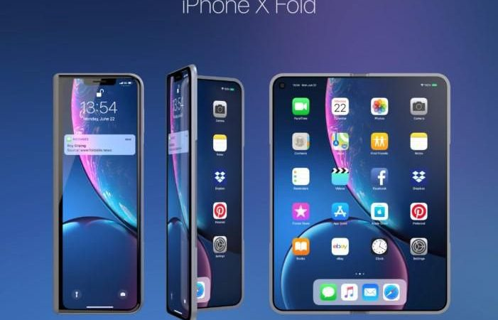 Huawei mates Mate X, Samsung folds Galaxy Fold, Apple messages via patents