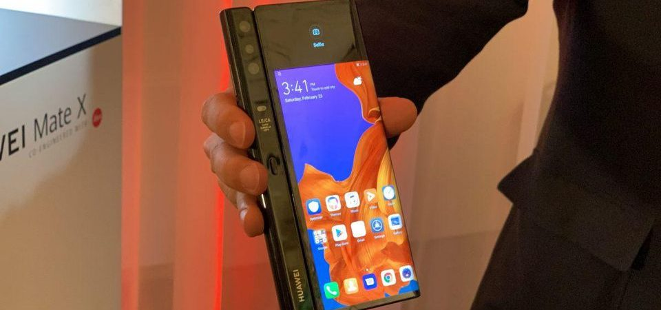 Huawei's Mate 40E Smartphone Built with 60% Chinese Components