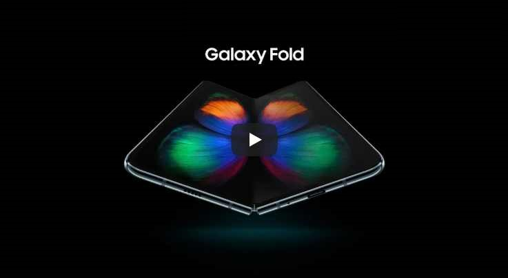 Samsung Unveils Foldable Smartphone (Galaxy Fold) and 5G Handset (Galaxy S10 5G)